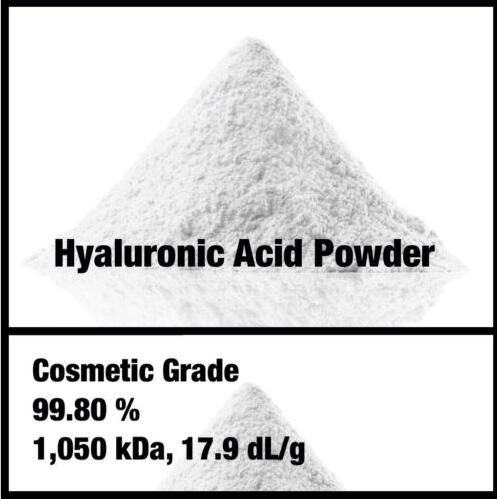 10 Grams Hyaluronic Acid Powder Pure Hyaluronan Skin Anti Aging Wrinkle Joint