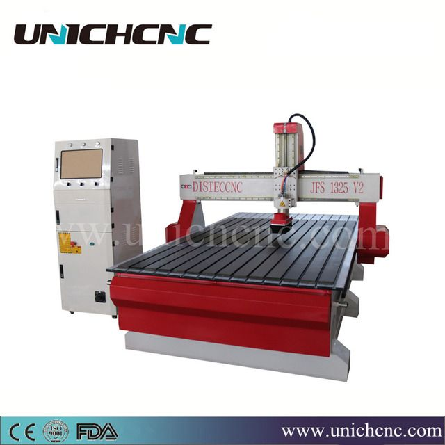 UNICHCNC competitive price wood acrylic plywood 1300*2500mm cutting cnc router machine