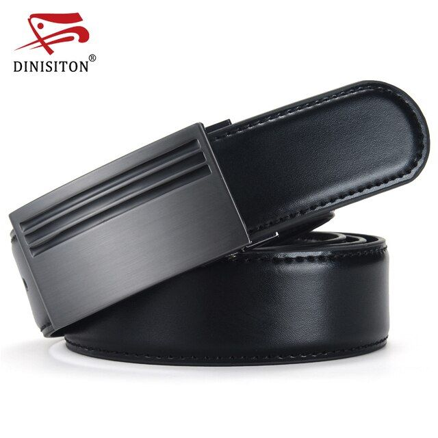 DINISITON Hot Sale Male belts Luxury brand leather belt for men casual strap fashion designer leather belt man men strap