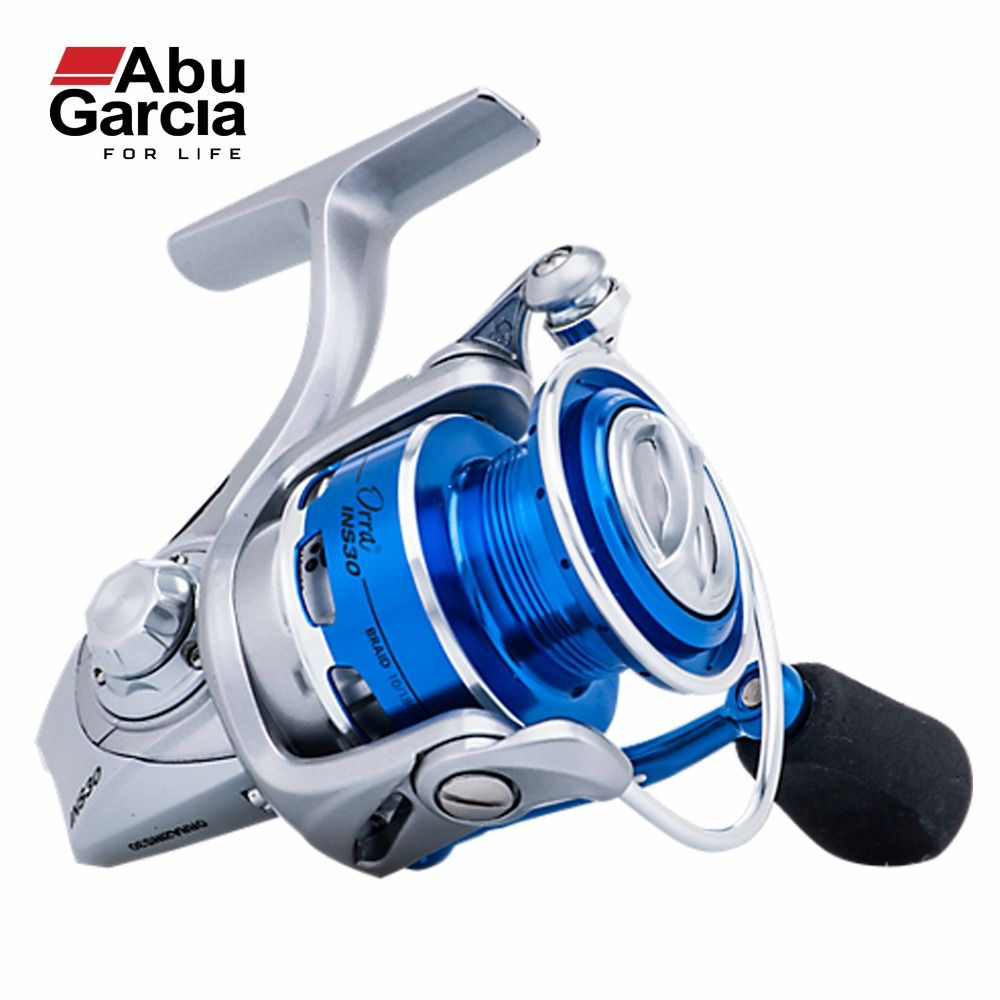100% Original ABU GARCIA ORRA INSHORE 3000 3500 4000 6000 Series Fishing Spinning Reel Machined Aluminum Spool For Saltwater