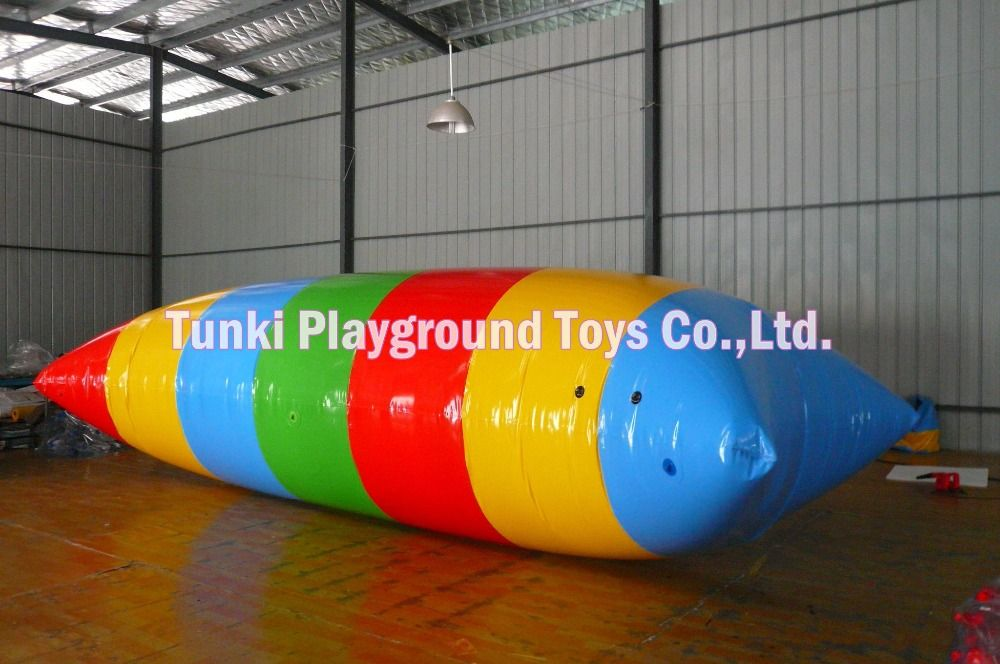 inflatable pillow blob aqua jumping blob, inflatable water blob for sale,inflatable catapult blob