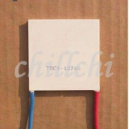 Large power and large size semiconductor refrigeration chip 62*62 338W TEC1-12740