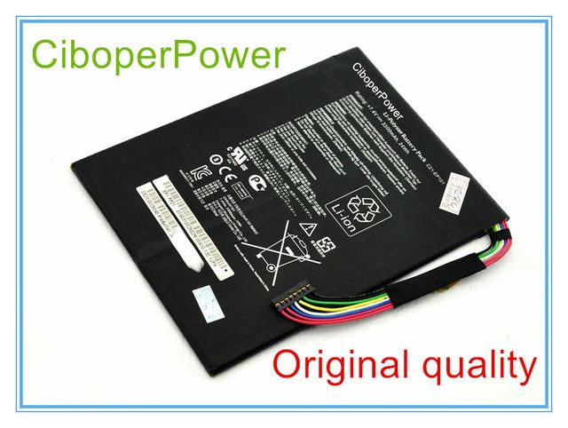 Original Laptop Batteries for C21-EP101 TR101 TF101 Batteries 7.4v 3300mAh 24wh