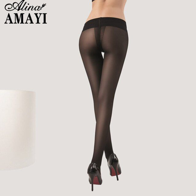 3Pcs/Lot Fashion Women 40D T File Pantyhose High Elastic Anti-Hook Seamless Stockings Sexy Transparent Ultra Thin Slim Tights