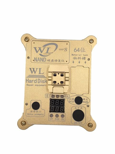 64 bit 5s 6 6plus ipad mini 2 3 4 NAND Flash iphone iPhone 5S 6 Plus Repair HDD Serial Number SN Tool Expand the nand capacity