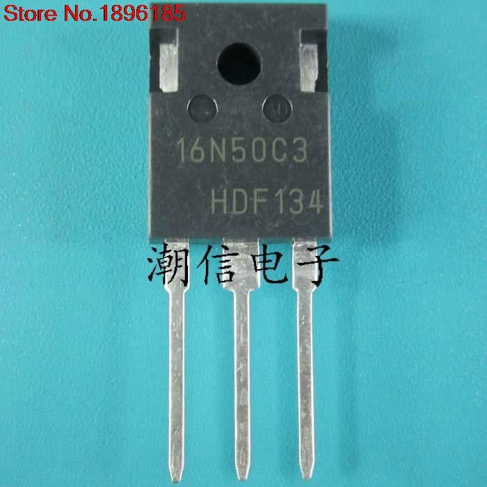 15Pcs 16N50C3 SPW16N50C3 High quality
