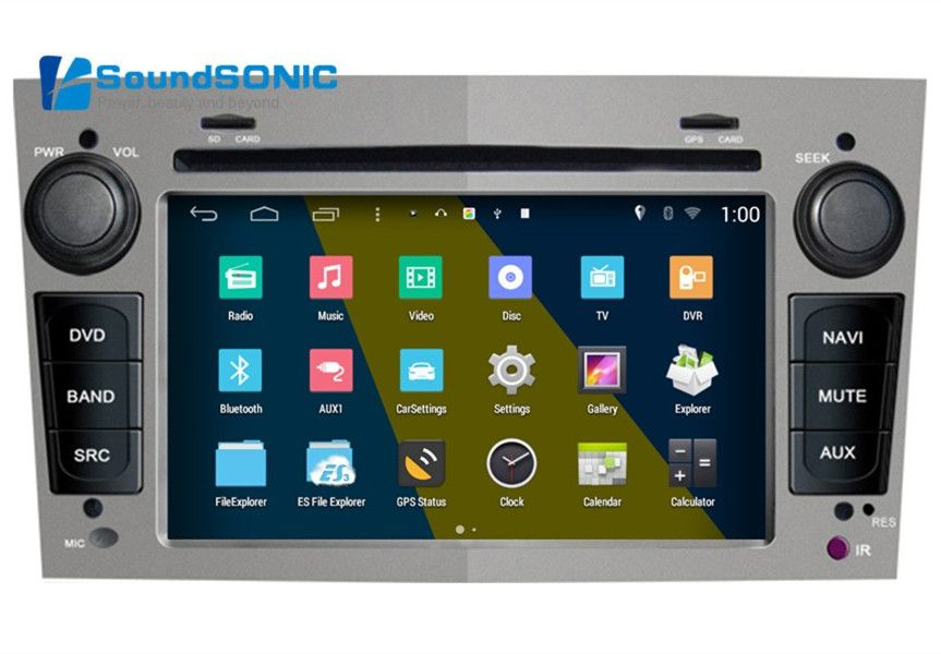 Android 4.4 Car Multimedia For Opel Zafira A B Astra H Antara Corsa D C Meriva Radio DVD GPS Navigation Audio Video S160 System