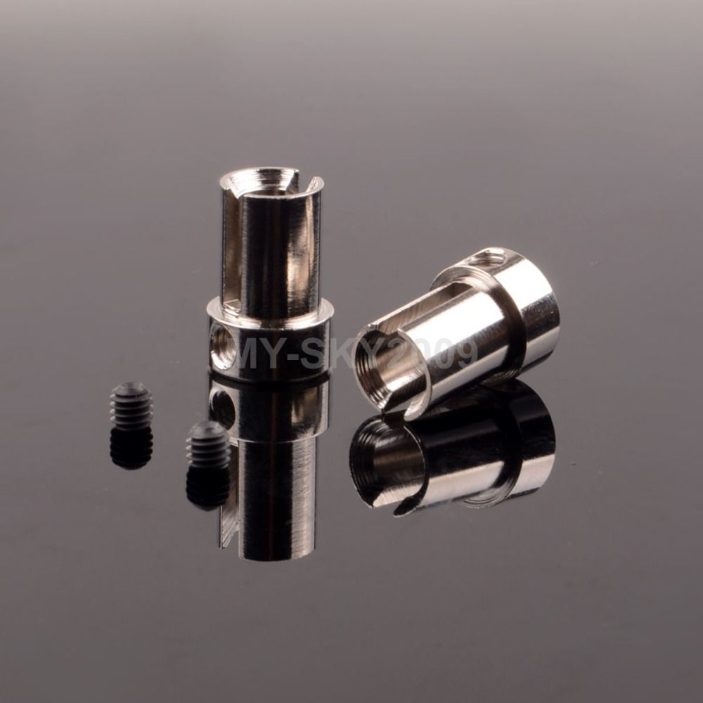 K949-012 Universal Joint Cup Metal For 1/10 RC WLtoys Off-Road Rock Climbing WL toys Racing