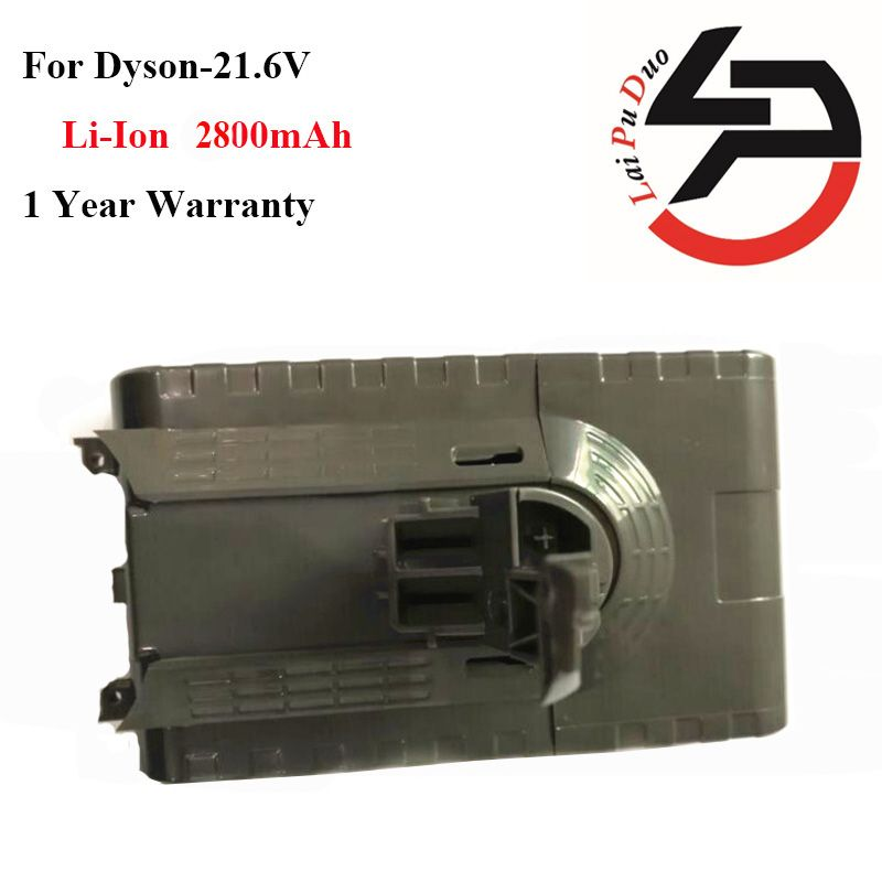 High Quality Brand new  Li-Ion 21.6V 2800MAh Replacement Vacuum cleaner battery for Dyson V8