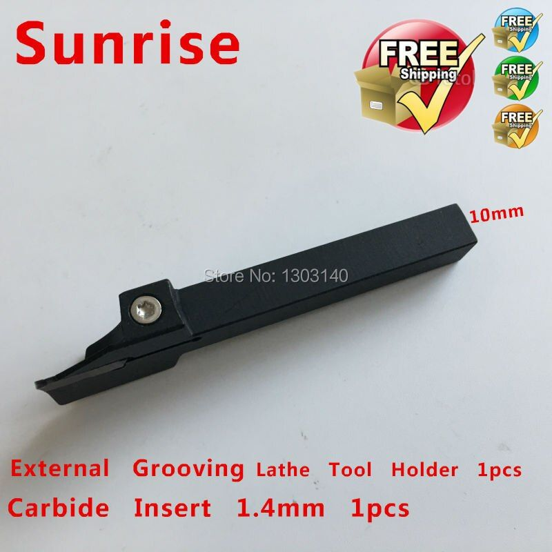 1.4MM wide blade cutter rod 10MM 10 cutter bar replaceable blade CNC lathe tool Mini Lathe Tool