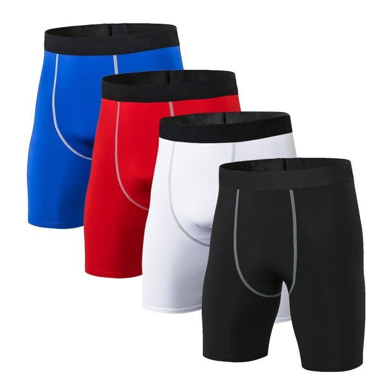 Men's Sweatpants Compression Base Layer Muscle Fitness Sweatpants Tight Screaming Retail Price
