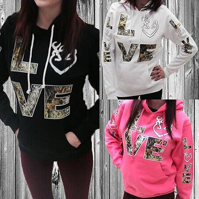 Love Black Pink Plus Size Women's Fashion Hoodie Casual Hooded Sweatshirt Woman Winter Coat Warm Hoodies Sweatshirts For Women