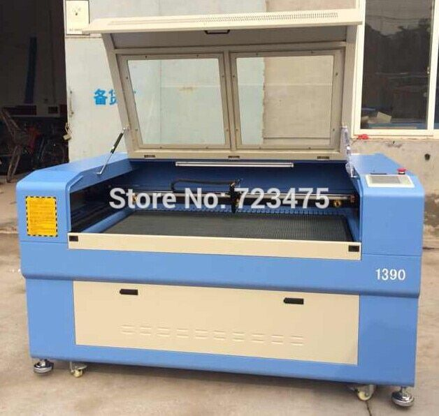 Sell 1290 paper laser engraving Plywood Laser Cutting Machine