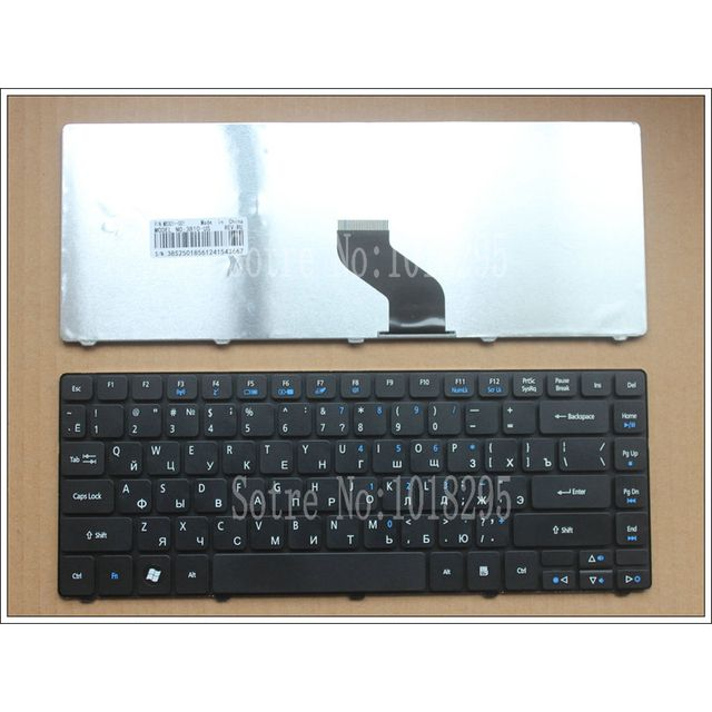 Russian Laptop Keyboard for Acer Aspire  4738 4738G 4738Z 4738ZG 4251G 4352 4352G 4560 3750 3750Z 3750G 3750ZG 4253G 4739 RU