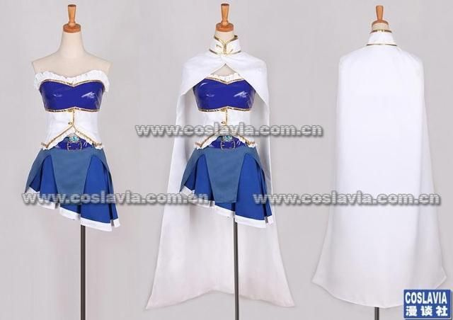 Puella Magi Madoka Magica Sayaka Miki Cosplay Anime Costume Fighting Costumes