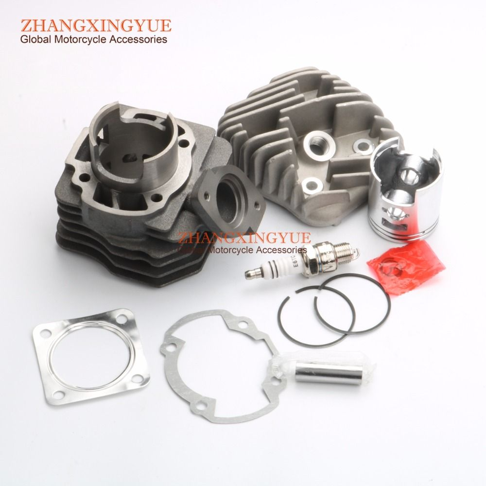 70cc big bore kit Cylinder Set for Honda DIO DIO50 AF18 AF27 AF28 47mm