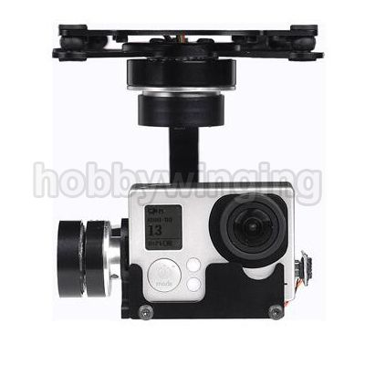 X-CAM A10-3H 3 Axis Gopro Brushless Gimbal for FPV Photography