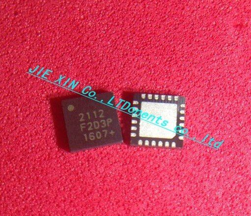Free Shipping 5PCS/lot CP2112-F02-GM IC HID USB-TO-SMBUS BRIDGE 2112 CP2112