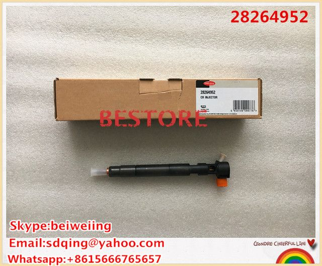 Original and new  Common rail injector 28264952 for Cruze, Orlando 2.0L Euro V 5183185 2G/M Captiva