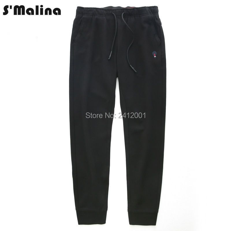 Free shipping Sweater/Sweatpants/Jogger/Casual Pants with Fashion BUGS Embroidery DP004