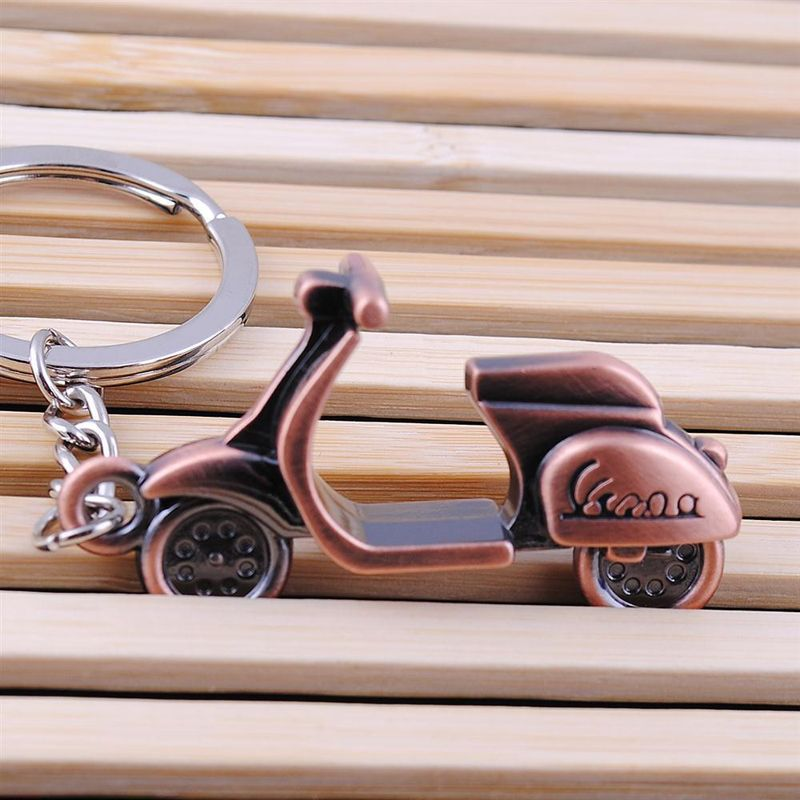 LNRRABC  New Creative Motorcycle Scooter Car Key Ring Pendant Keychain Classic Unisex Gift Free Shipping