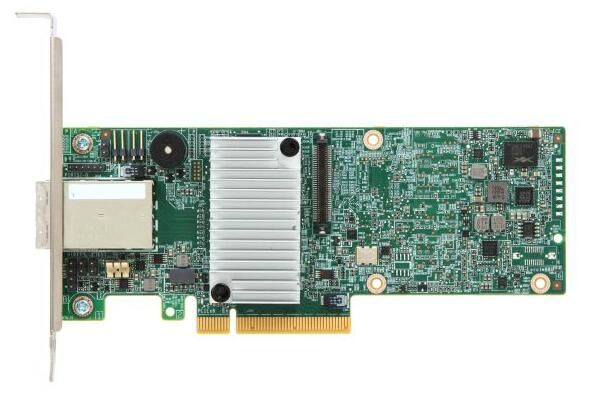 RaidStorage LSI MegaRAID SAS 9380-8e 2GB cache SFF8644 PCI-E3.0 x8 Low Profile RAID Controller Card Avago Technologies