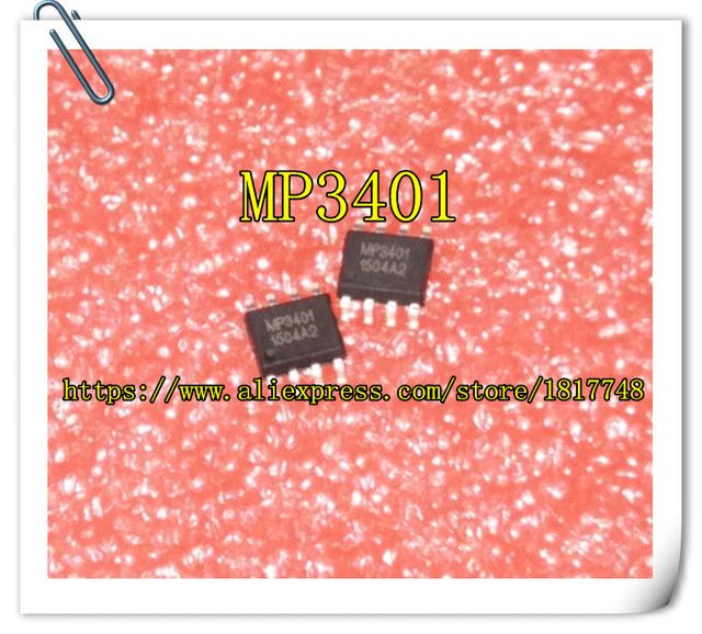 Free Shipping 30pcs/lot MP3401 SOP8 100% IC NEW