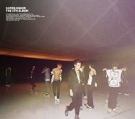 SUPER JUNIOR BONAMANA 4TH ALBUM VER B  Release Date 2010-5-22 KPOP