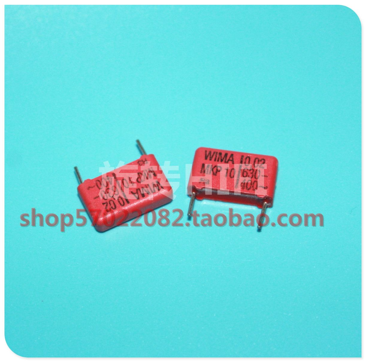 2018 hot sale 20PCS WIMA MKP10 0.02uf 2nf 203/630v new audio coupling capacitor p15 free shipping