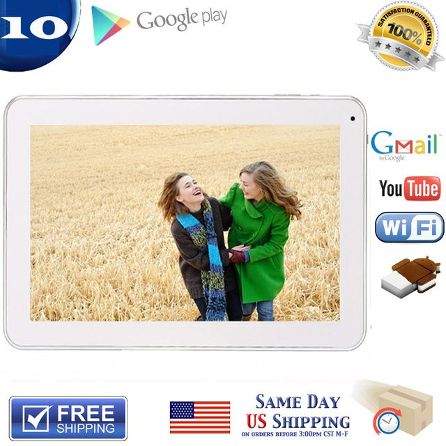 "Wholesale factory 10."" Android 4.2 Tablet PC Dual Core Allwinner  A20 1.2GHz 8G/1G  Capacitive Touch Scree HDMI Wifi Webcam"