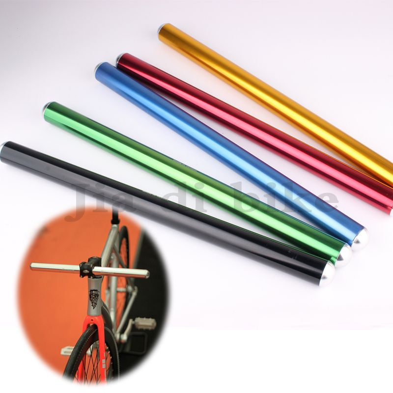 MUQZI Fixed Gear Handlebar 25.4MM Bicycle Track Bike Unexpectedly Speed Bike Handlebars Bike