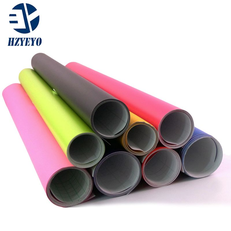 HZYEYO Matte Vinyl Wrap Car Sticker / High Quality Wrapping Sheet / Size: 152x30cm with Air Release Drains  car styling T-004