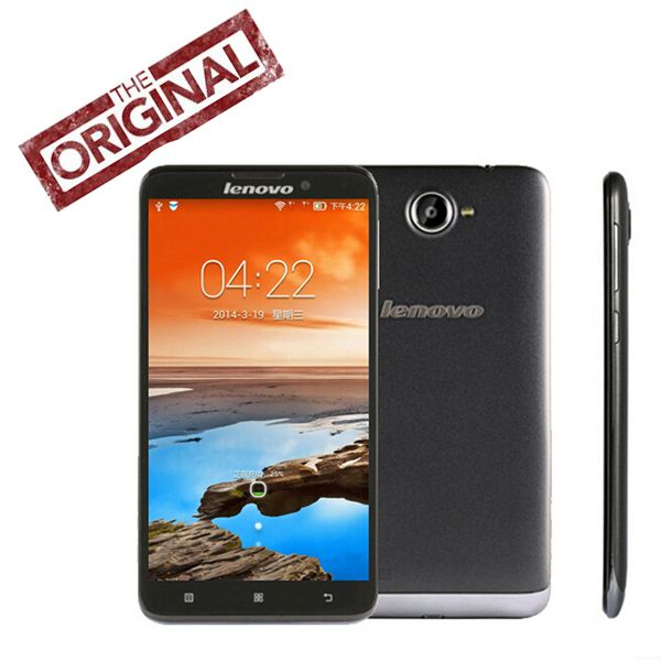 100% Original Lenovo S939 Phone Octa Core MTK6592 1.7GHz 1G RAM 6.0''1280*720p 8G ROM Android 4.2 WCDMA Dual SIM Cell Phone GPS