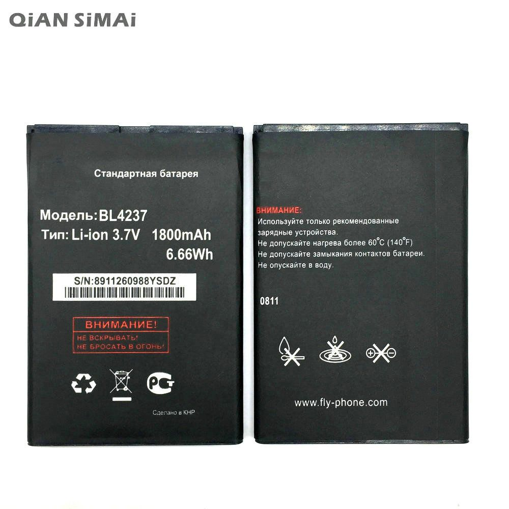 New 1300mAh High Quality BL4237 Battery Replacement Accessory For Fly IQ245 IQ246 IQ430 Phone