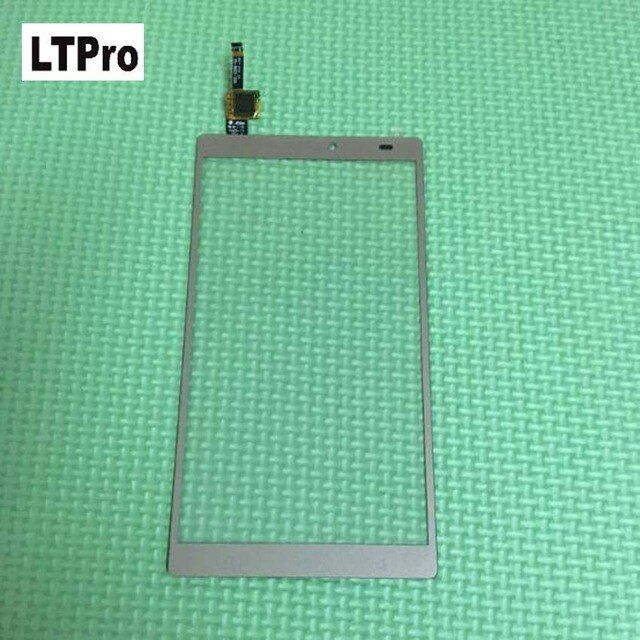 LTPro 100% Test Working New Sensor Glass Panel Touch Screen Digitizer For Lenovo K4 note X3 Lite K51c78 X3Lite A7010 Phone Parts