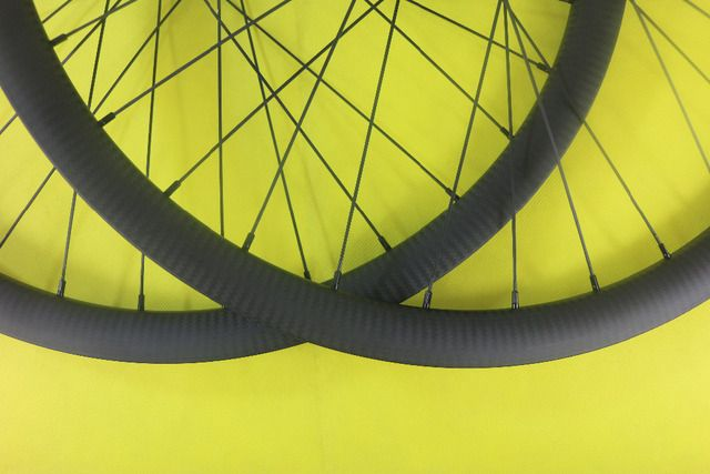 650B MTB XC carbon wheelset UD 12K 3K twill matte glossy wheels 30mm tubeless 24H 28H 32H lefty 1 2.0 hub left hand fork bike