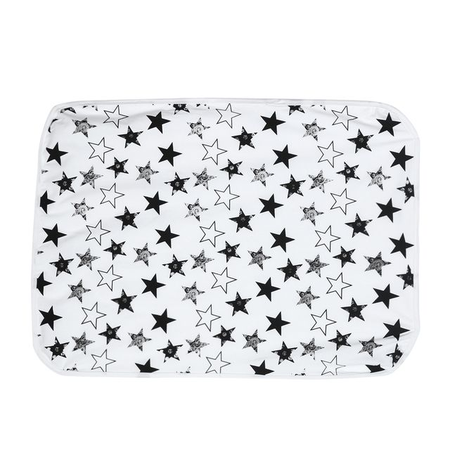 Muslin Cotton Baby Swaddles Infant Swaddle Wrap Star Printed Swaddling Blanket Sleeping Bag Bath Towel