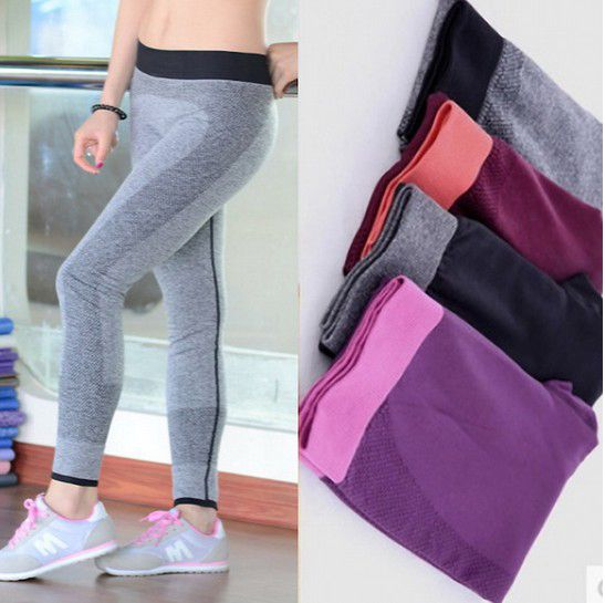 S-XL 4 Colors Women's Fitness Leggings For Adventure Time Bodybuilding Fitness Clothing Quick Drying Elastic Leggings Women