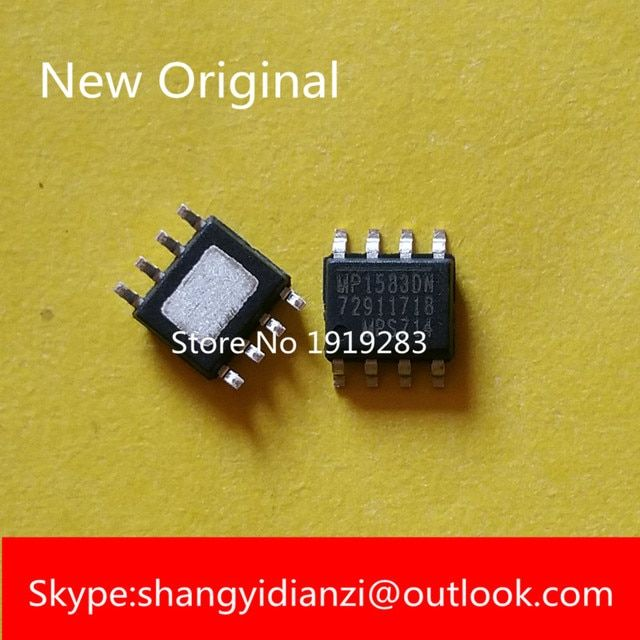 MP1583DN-LF-Z   MP1583DN   ( 20  pieces/lot)  Free shipping  SOP-8  100%NEW ORIGINAL  Computer Chip & IC