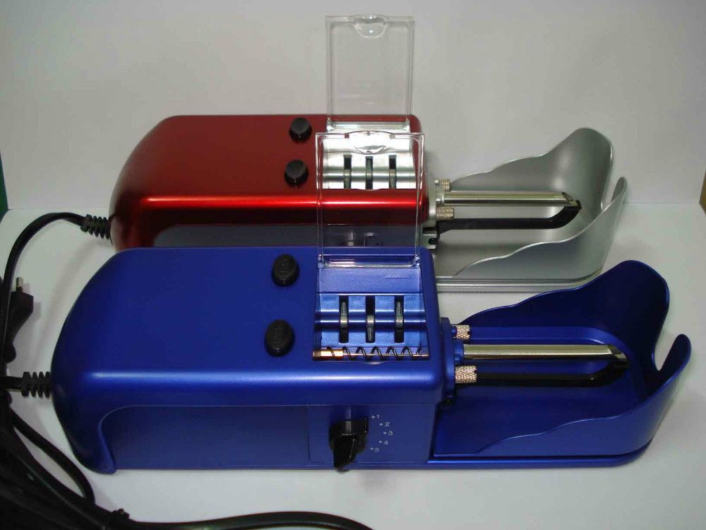 factory manufacture & wholesale automatic electric cigarette rolling/filling machine 220V EU/110V US plug