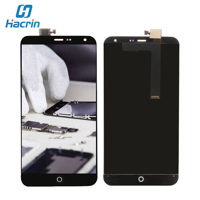 For Meizu MX4 LCD Screen 100% Tested LCD Display +Touch Screen Replacement Screen For Meizu MX4 Smartphone