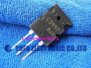 Free Shipping One Lot 15,NPN 2SC3997 C3997 Color Horizontal Output Transistor