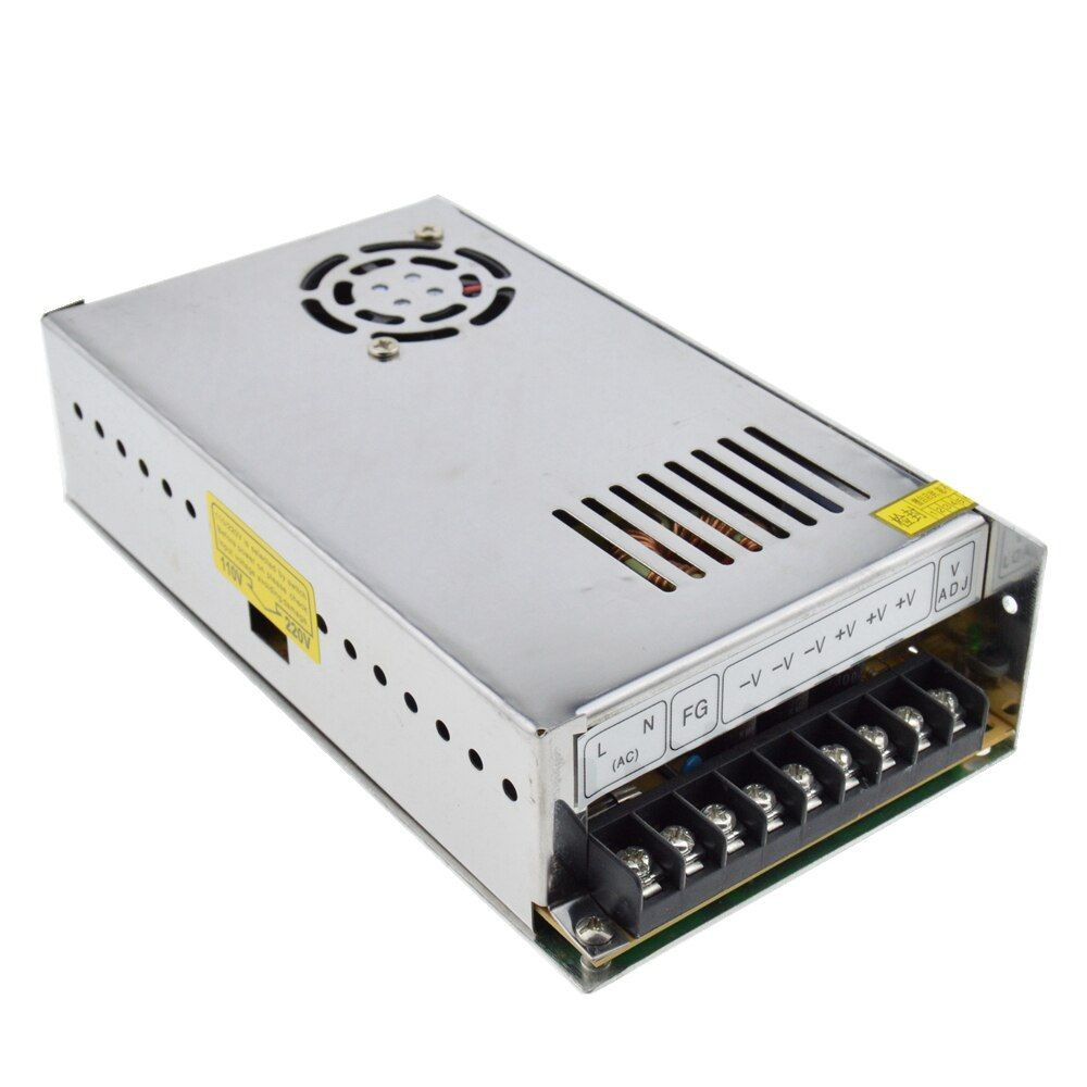 110VAC / 220VAC To 12VDC 25A 300W LED Driver Power Adapter Adjustable Regulated LED Switching power supply Converter