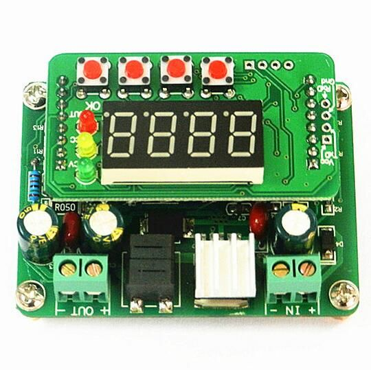 high precision B3603 DC-DC digital control step-down module LED drive constant voltage and constant current