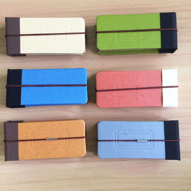 New vintage style Cute stationery DIY mini Note Kraft paper Pad Envelop Memo pads Office & School Supplies G052