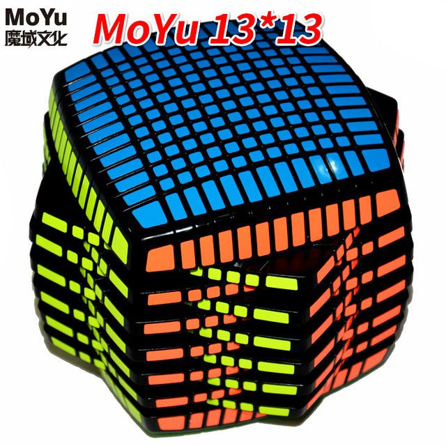 Moyu 13Layers 13x13 Cube Speed Magic Cube Puzzle Educational Toy 13x13 Cubeo Magico Toys