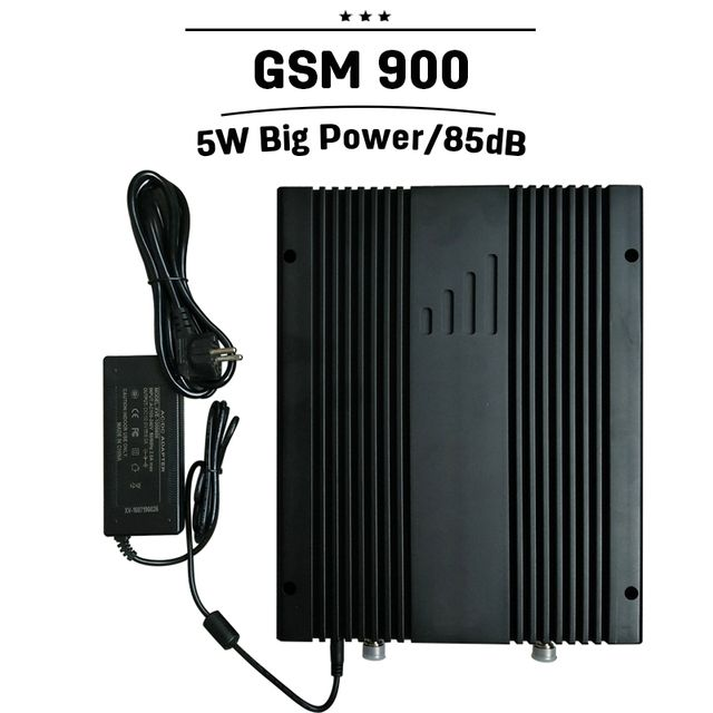 37dBm Supper Power! Lintratek China GSM 900mhz Cell Phone Signal Booster GSM900 Network 85dB Gain Amplifier Repeater For Project
