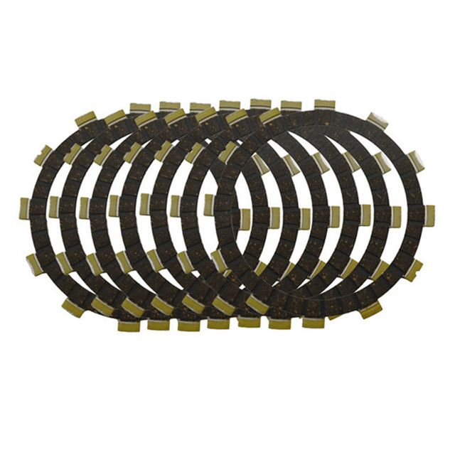Motorcycle Engine Parts Clutch Friction Plates Kit For SUZUKI RM125 RM 125 1981-1985 #CP-00011