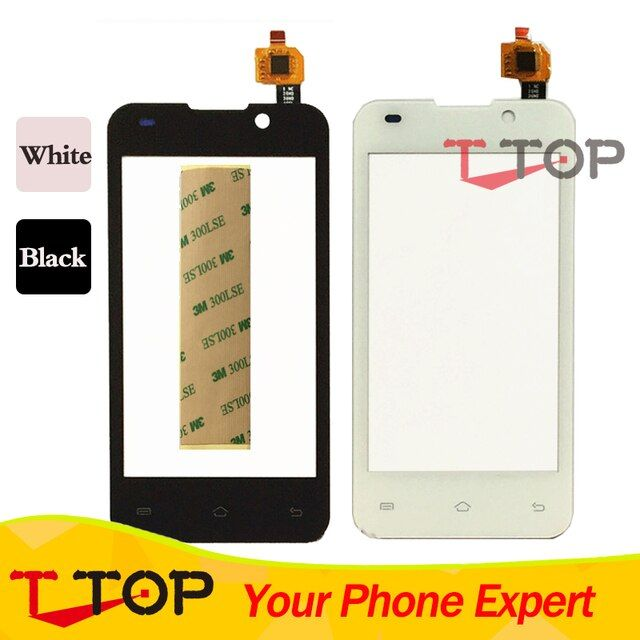 Touch Screen For Explay Joy Touch Screen Digitizer Front Glass Len Replacement Free Shipping 1PC/Lot