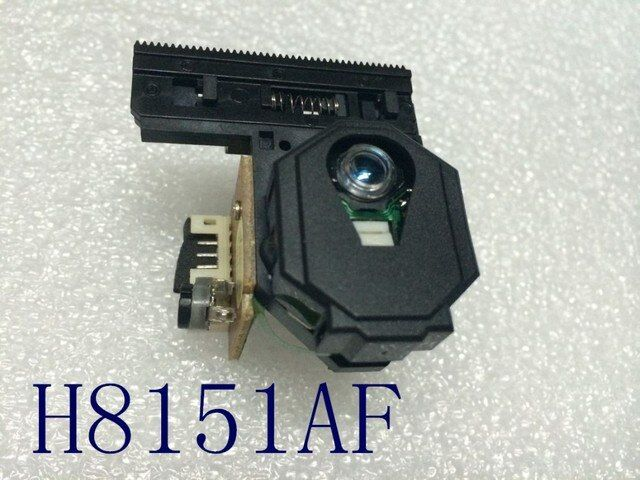 5pcs/lot Brand New H8151AF  H8151 H-8151AF Radio CD Player Laser Lens Optical Pick-ups Bloc Optique